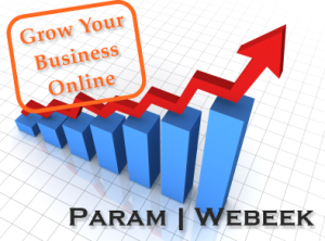 Grow Your Business Online with Param|Webeek